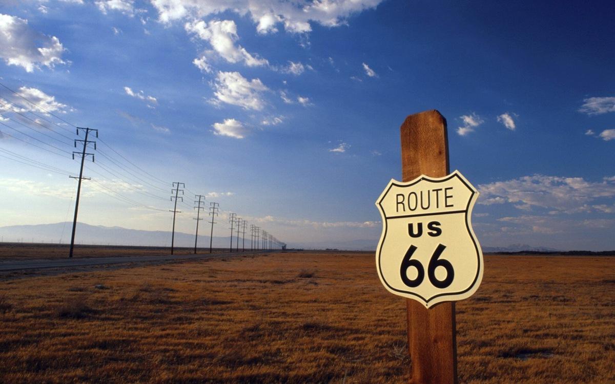 Route 66 - når reisen er selve målet!