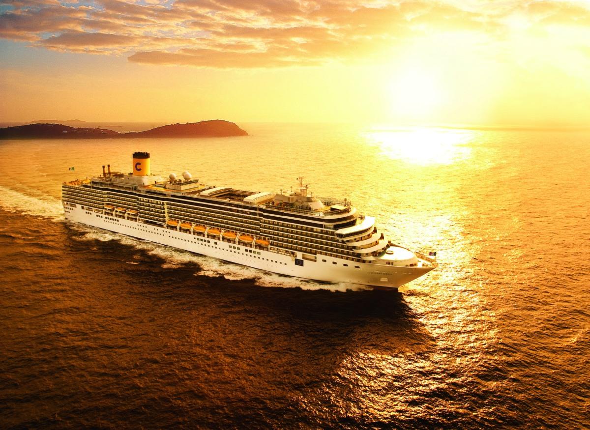 Flere nordmenn reiser på cruise!